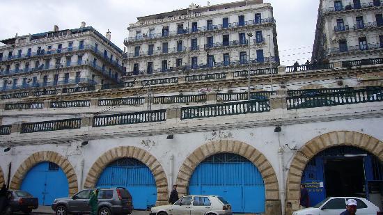 الجزائر العاصمة, الجزائر: Algier