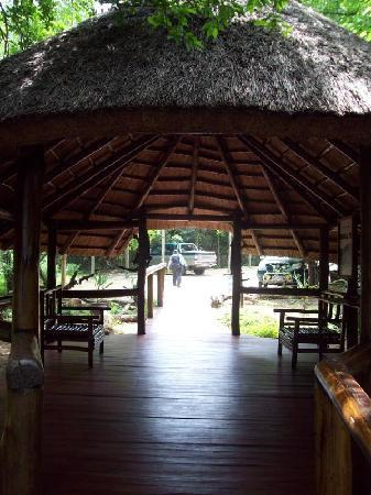 Nibela Lake Lodge: arrivals