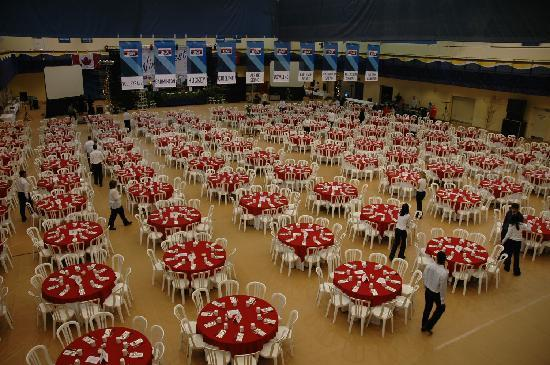 Residence & Conference Centre - Barrie: Athletic Centre Banquet