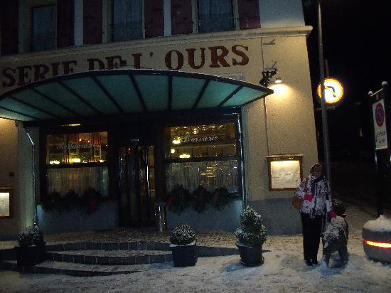 Brasserie de l'Ours: Brasserie L'Ours