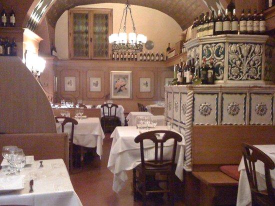 Ristorante Girarrosto Toscano : Very cute inside