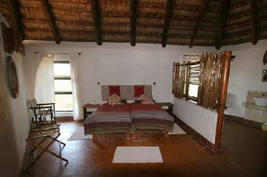 Inharrime, Mozambique: Camera da letto