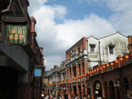 Xinbei, Taiwan: 老街2