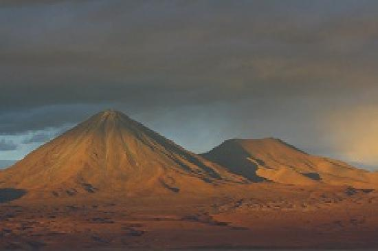 San Pedro de Atacama, Chile: VOLCAN LICANCABUR