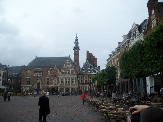 Haarlem, Holandia: another view of the city