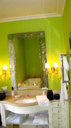 Hotel Particulier Montmartre: Vanity