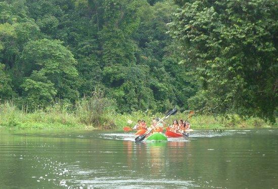 Panama Canal Boat Eco Tour