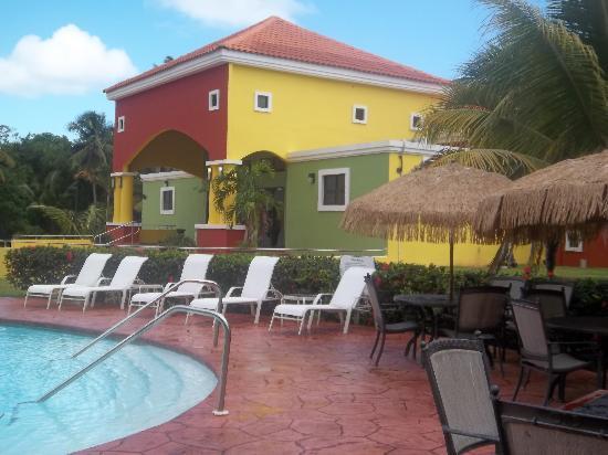 Hotel Punta Maracayo: desde el kiosko