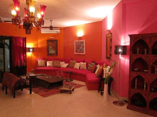 Amarya Villa: Lounge