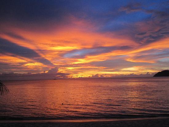 Sunset Beach Resort: Great Location