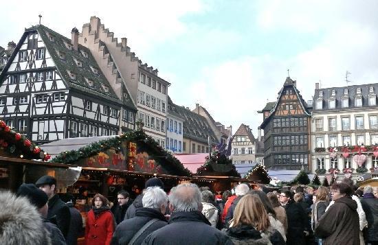 Marché de Noël : La gioia di esserci.