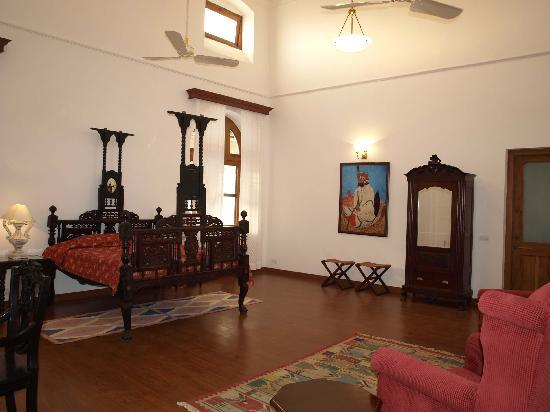 Neemrana's - Baradari Palace: A Suite at The Baradari Palace