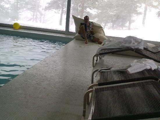Casa das Penhas Douradas : pool