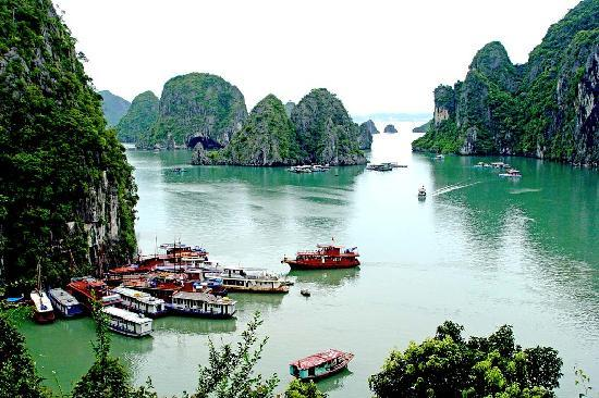 Hai Phong, Vietnam: Lan Ha Bay, Cat Ba Island