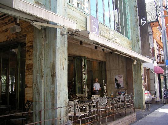 狎鴎亭のカフェ Picture Of Apgujeong Rodeo Street Seoul