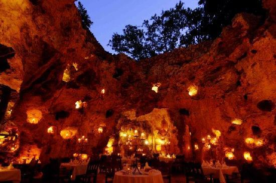 Image result for Ali Barbours Cave Restaurant