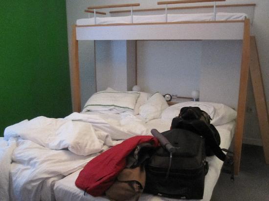 Max Hotel Garni: Basic Double room