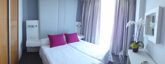 Hotel Avenida 31: habitación