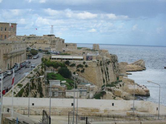 Valletta Waterfront: Fort Saint Angelo