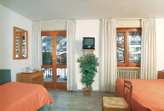 Hotel Bijou : camera
