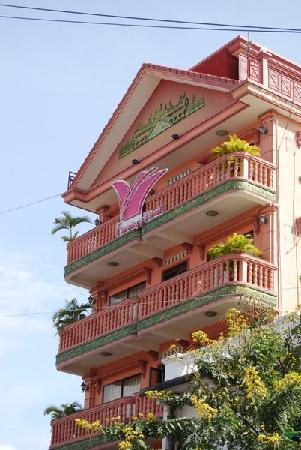 فلامينجوس هوتل: het Flamingos