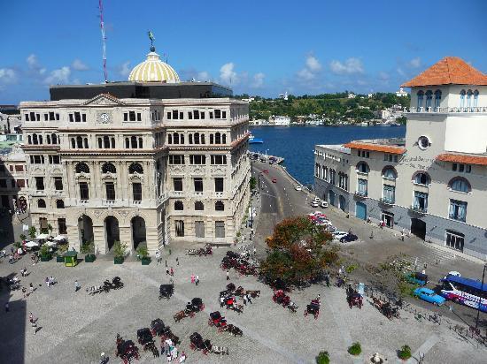 Hawana, Kuba: habana vi¡eja vista desde san francisco