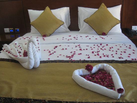 3 Palms Jaisal Vilas: Room