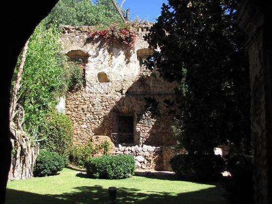 Zacatecas, Meksiko: The wonderful gardens