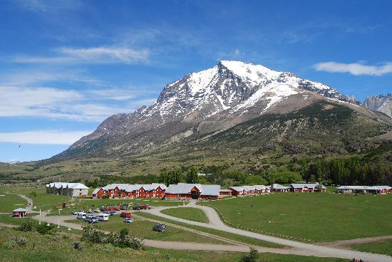 Las Torres Patagonia: Hosteria Las Torres