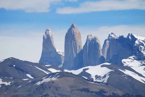 Las Torres Patagonia: Torres Del Paine