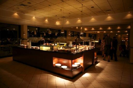 Isrotel Lagoona: The all-you-can-eat buffet was so good, and is one of the things that will make us come back. So