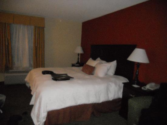 Lexington, VA: The bed