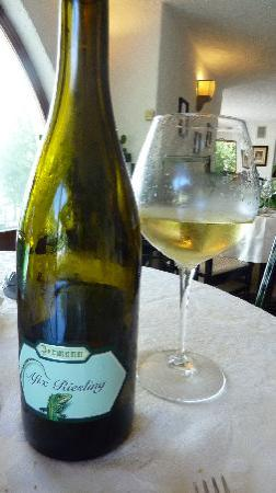 Villa Vignola Restaurant: Wine
