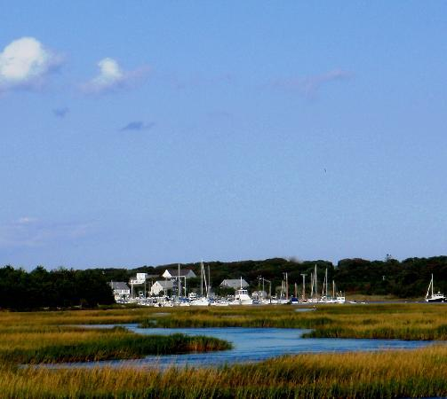 Sesuit Harbor House: Sesuit Creek and Harbor