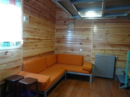 Camping Bungalow Park Arco Iris: Salon