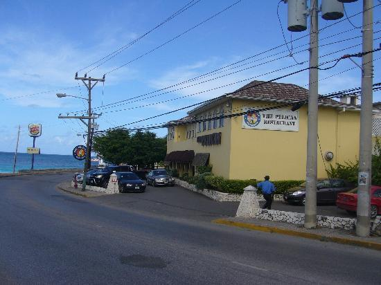 The Pelican Grill: The Pelican Restaurant on Gloucester Ave , Montego Bay