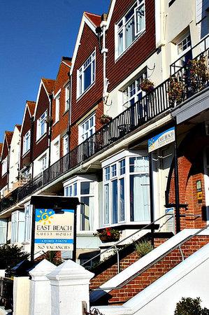 East Beach Guest House in Littlehampton