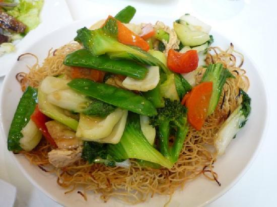 Loving Hut: Vegetable Chow Mein