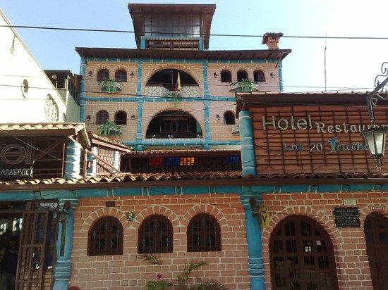 Hotel Las 20 Truchas