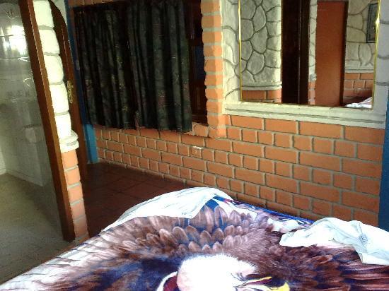 Hotel Las 20 Truchas: Habitación