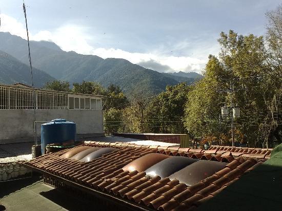 Hotel Las 20 Truchas: Vista