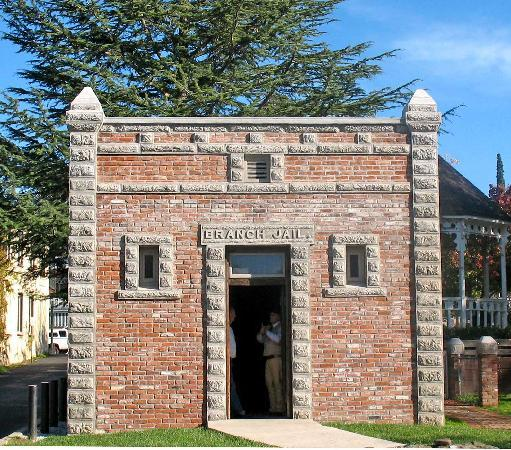 Jamestown Historic Jail