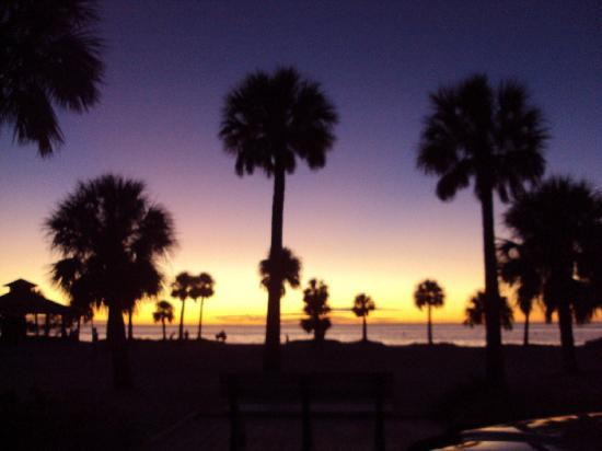 Tarpon Springs, Flórida: Sunset beach, fl