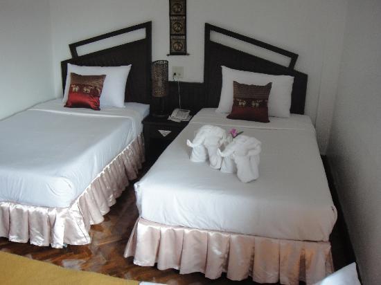 Baiyoke Chalet Hotel: The room