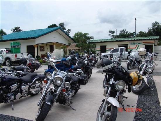 Ryan's Resort : Charity Bike Day