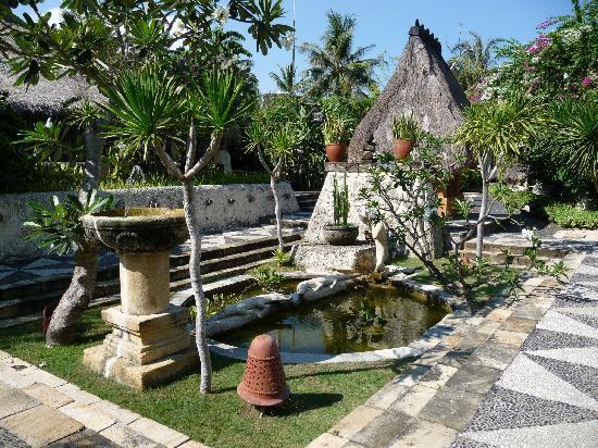 Novotel Lombok: In der Anlage