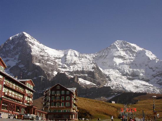 Männlichenbahn Grindelwald: PIC1