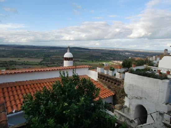 Casa Pinto: 部屋の窓からの眺め