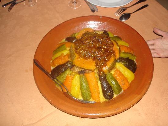 Villa Abalya: les formidable plats de khadija