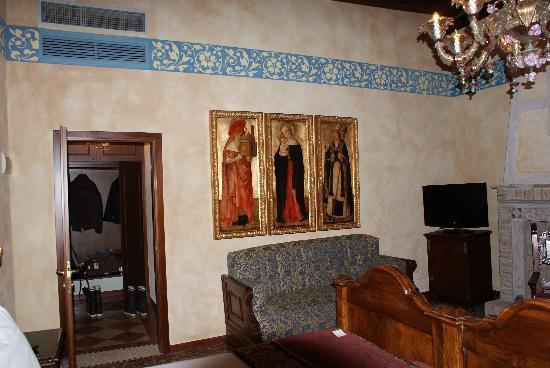 Palazzo Priuli: chambre2